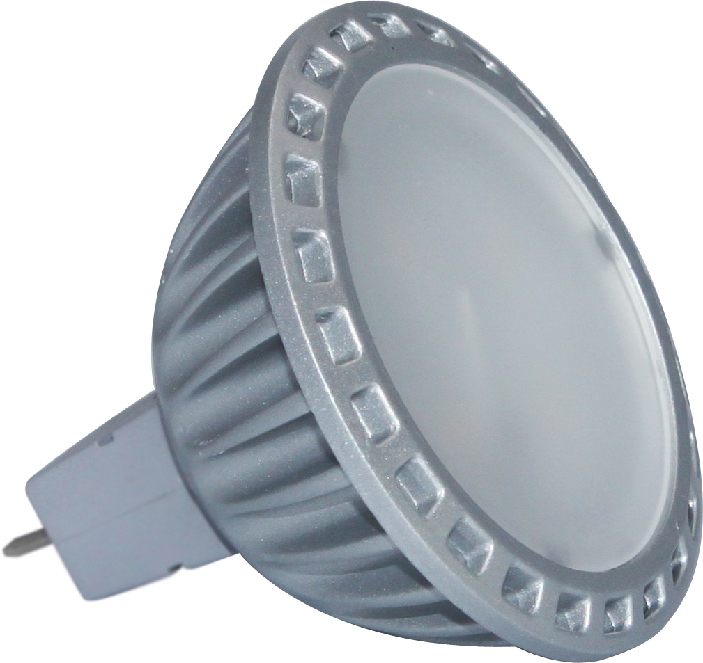 LED Spot MR16 Ø50mm 5/30 W 120 grader