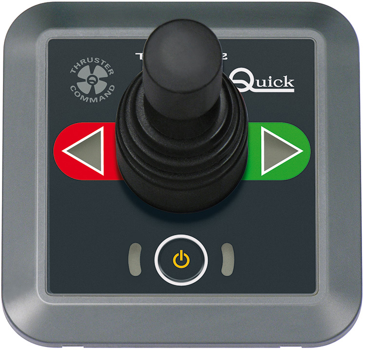 Joystick til baugpropell - Quick